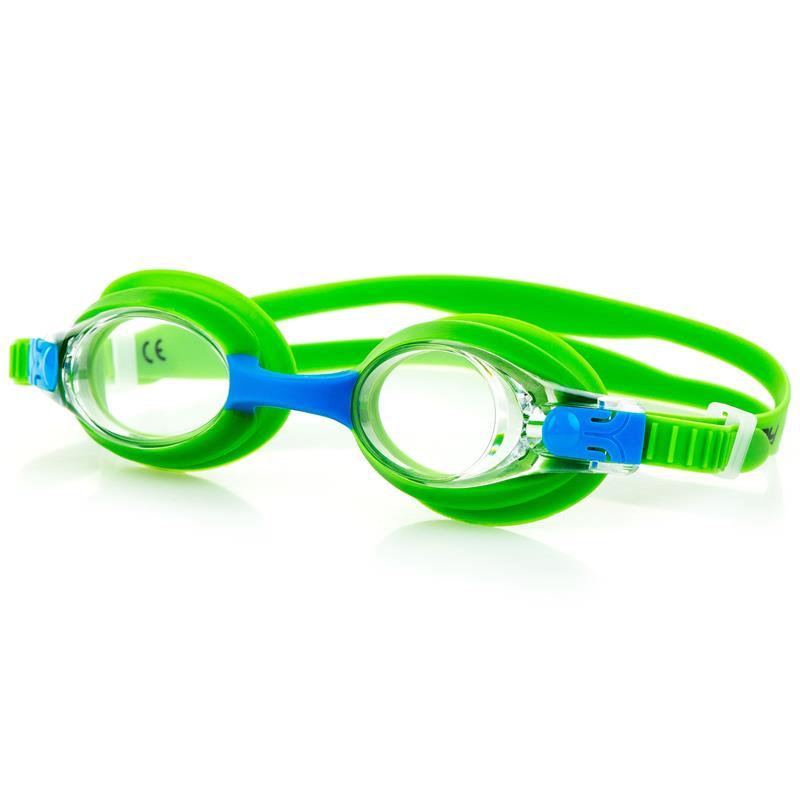Spokey MELLON Dětské plavecké brýle lemon