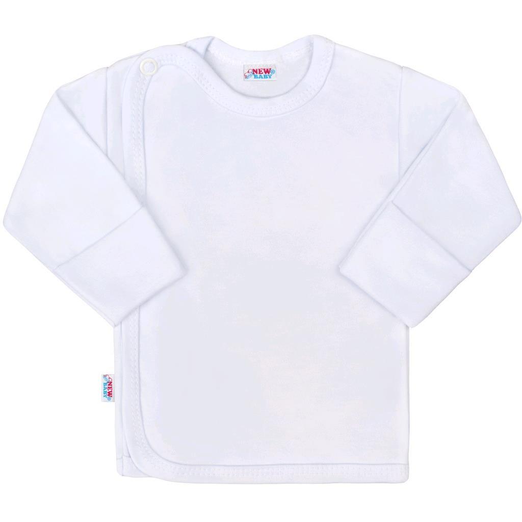 Kojenecká košilka New Baby Classic II bílá - 56 (0-3m)