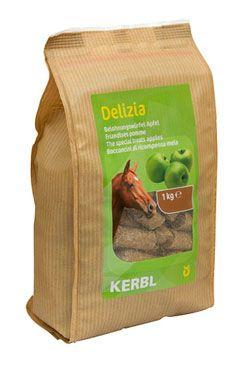 Pochoutka pro koně DELIZIA jablko 1kg