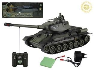 Tank RC T34 1:24