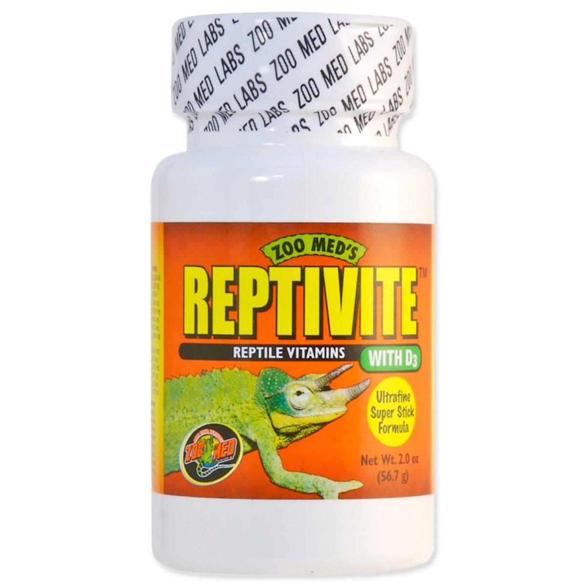 Vitamíny ZOO MED reptivite (56g)