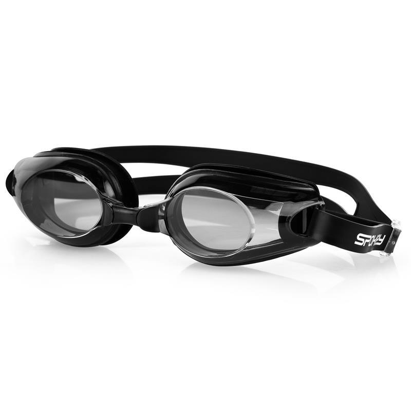 Spokey BarRACUDA Plavecké brýle černé