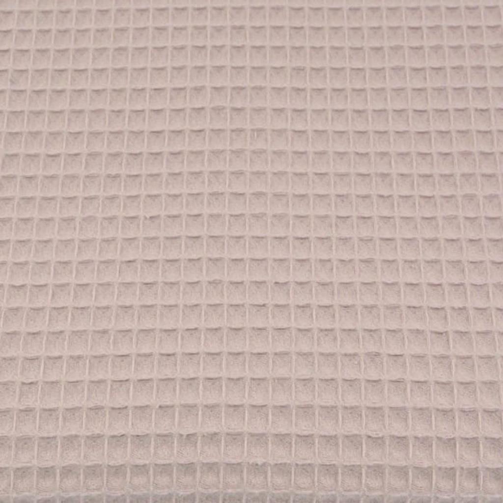 Dětská bavlněná deka vafle Womar 75x100 růžová