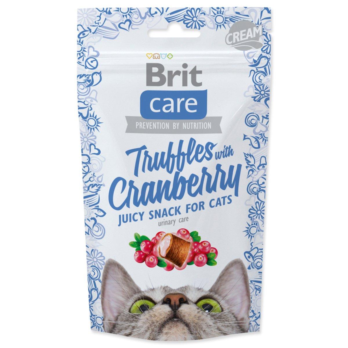 BRIT Care Cat Snack Truffles Cranberry (50g)