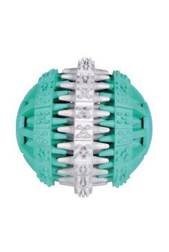 Hračka TRIXIE Denta Fun gumový míč mátový 6 cm (1ks)