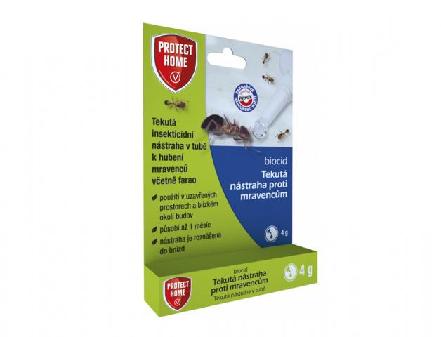 Nástraha PROTECT GARDEN na mravence gelová 4g