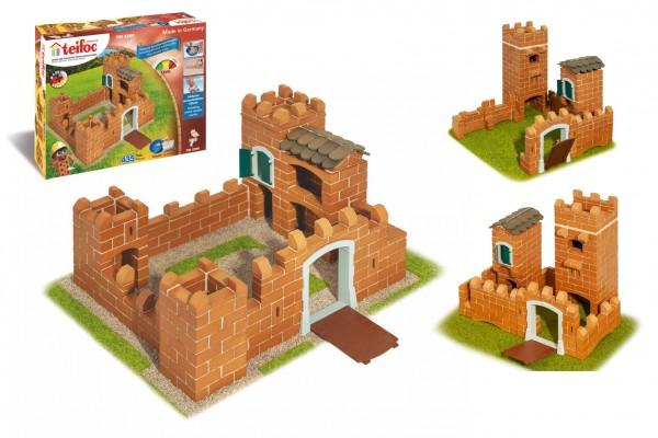 Stavebnice Teifoc Rytířský hrad II