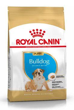 Royal Canin Breed Buldog Puppy/Junior 12kg