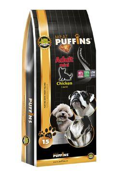 Puffins Yorkshire&Mini 15kg
