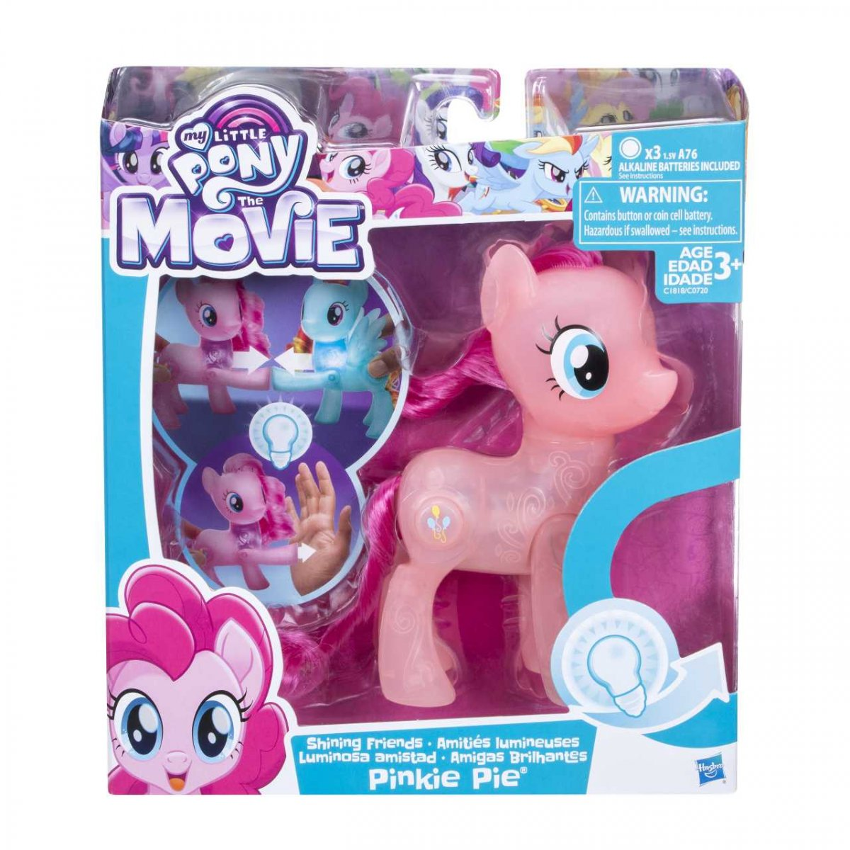 My Little Pony Svítící pony