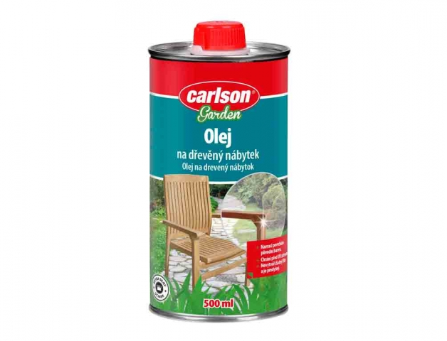 Olej na dřevěný nábytek 500ml