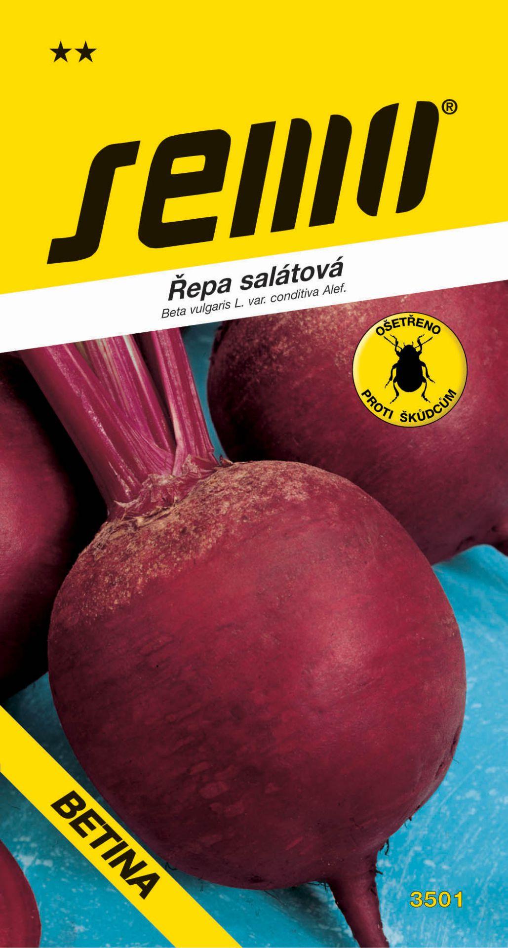 Semo Řepa salátová - Betina kulatá 3g