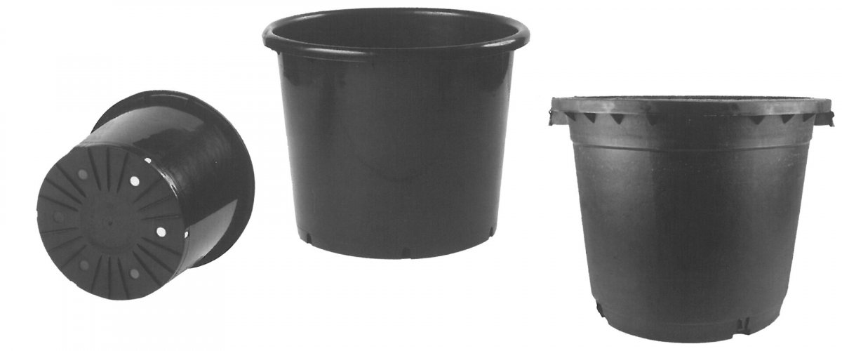 Květináč - kontejner 40 cm / 41 cm, 25 l
