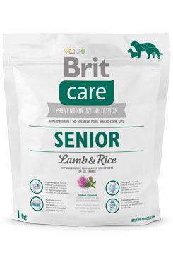 BRIT Care Senior Lamb & Rice (1kg)