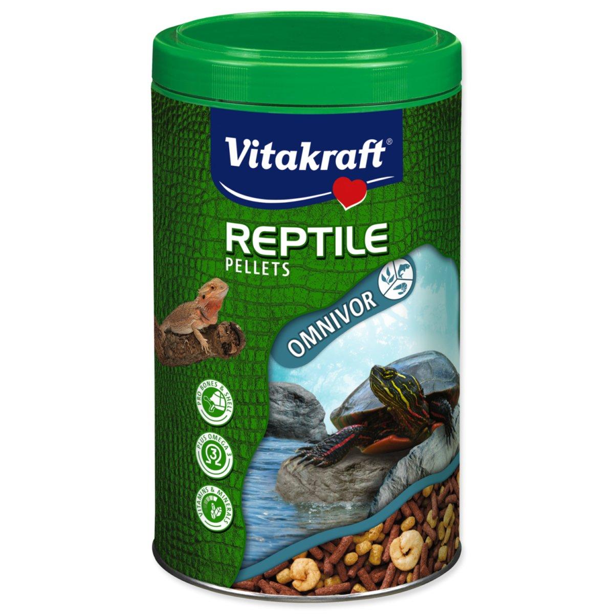VITAKRAFT Reptile Pellets (1l)