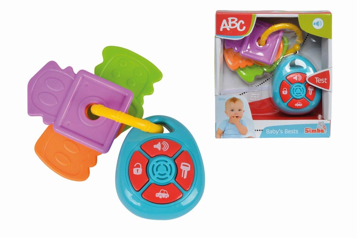 ABC Autoklíče s dálkovým ovládáním