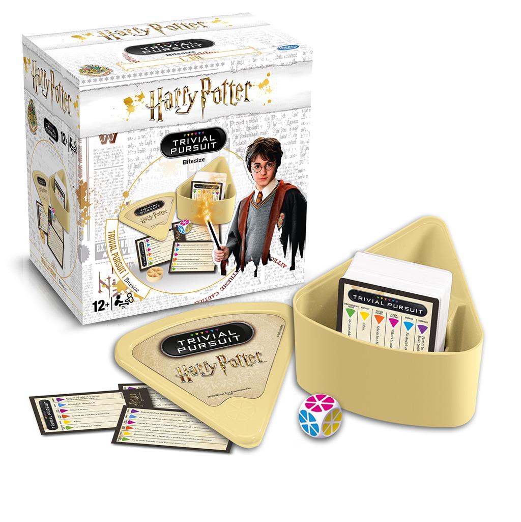 Společenská Harry Potter Trivial pursuit