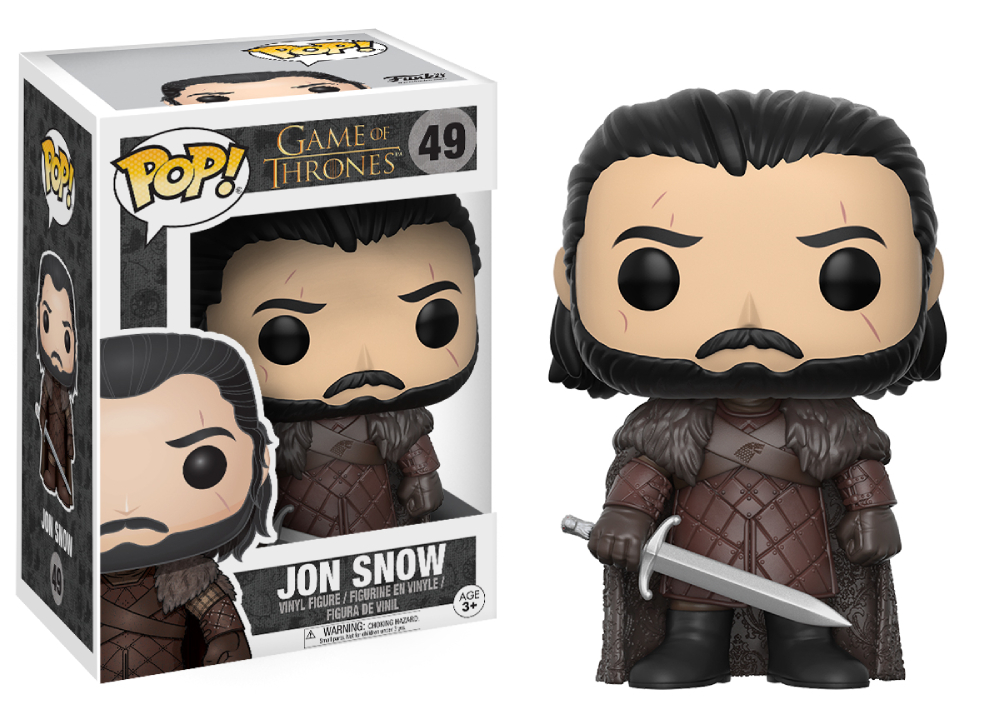 Funko POP TV: Game of Thrones: S7 - Jon Snow