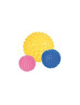Hračka TRIXIE míček s bodlinkami vinylový 7 cm (1ks)