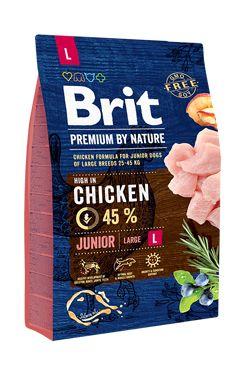BRIT Premium by Nature Junior L (3kg)