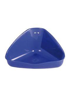 Toaleta TRIXIE rohová pro křečky 16 cm (1ks)