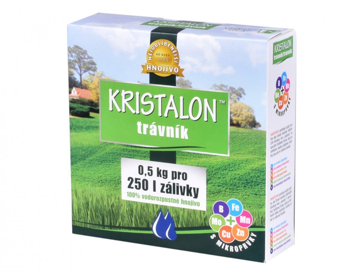 Hnojivo KRISTALON na trávník 500g