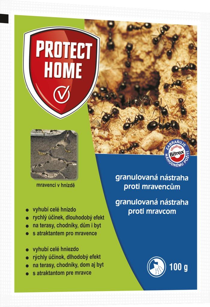Granulovaná nástraha proti mravencům 100 g PH