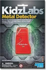 Detektor kovov