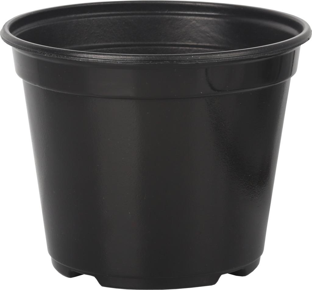 Květináč - kontejner Arca 14 cm - černý