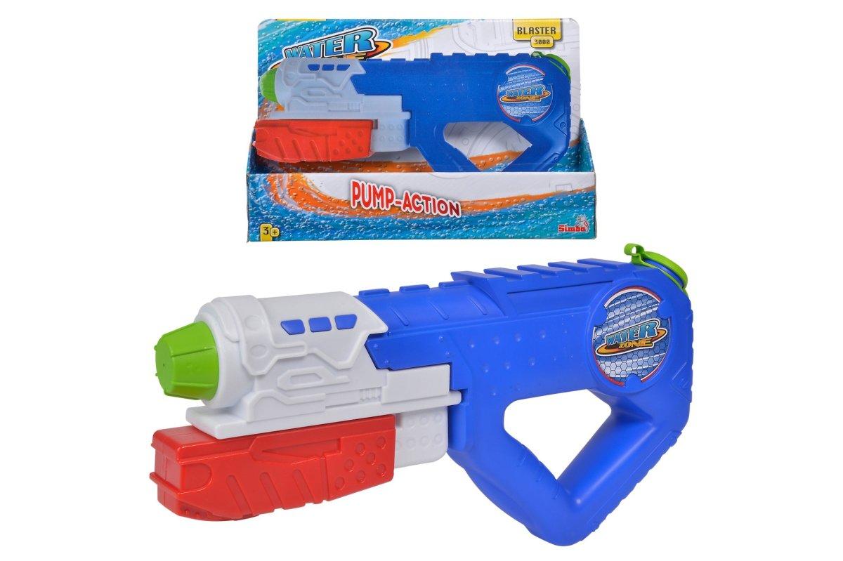 Simba Vodní pistole Blaster 3000, 32 cm - mix variant či barev