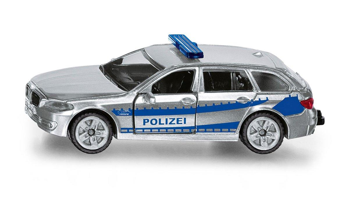 SIKU Blister - Hlídkový vůz VW Passat