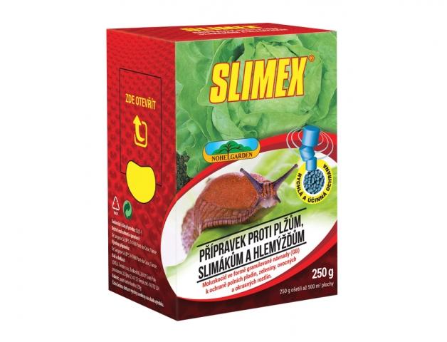 Moluskocid SLIMEX na slimáky 250g