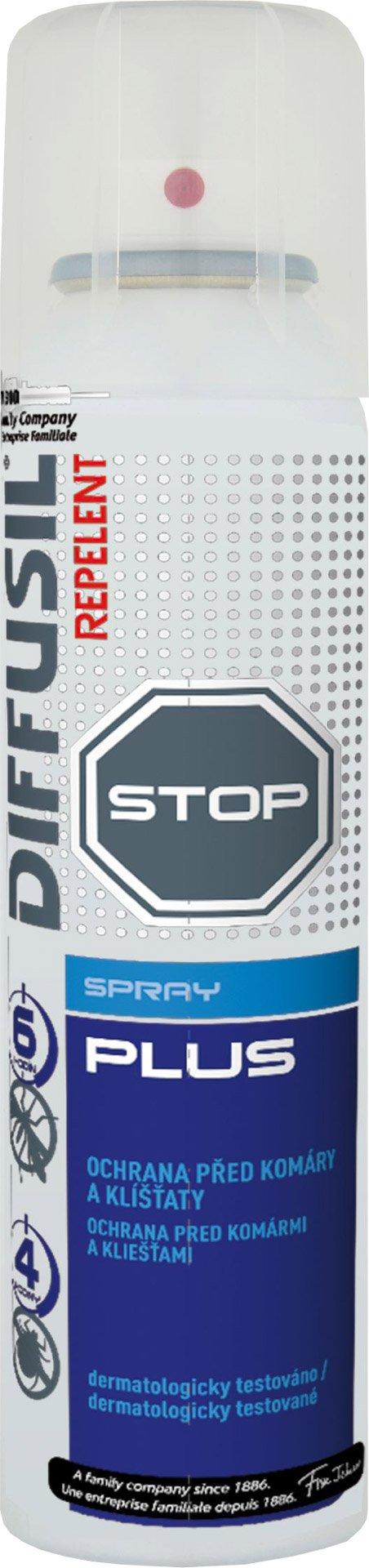 Diffusil - Plus repelent sprej 100 ml